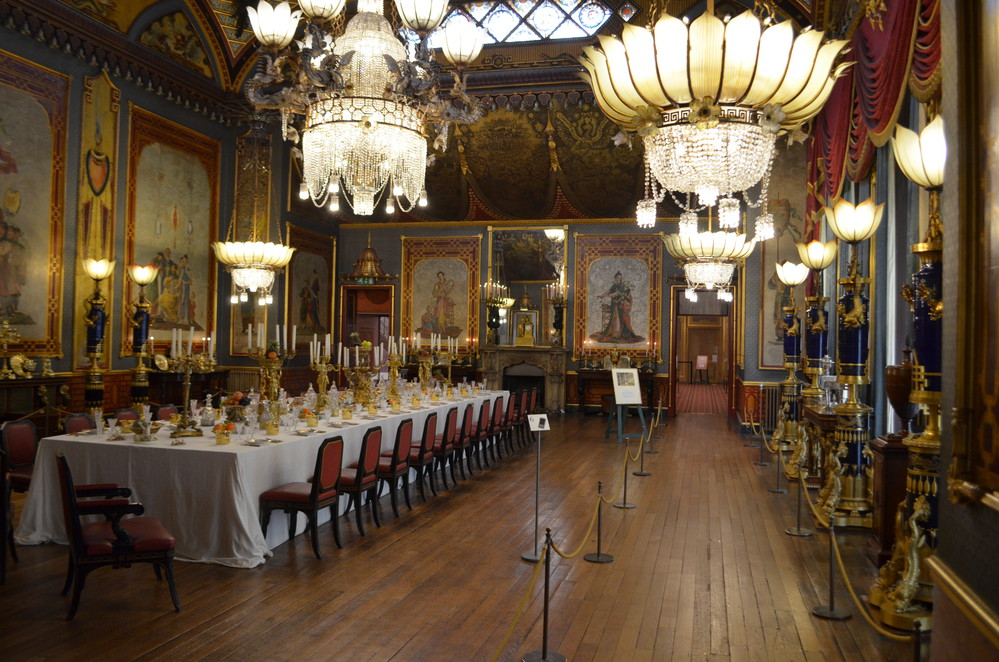 Banqueting Room of Royal Pavilion
